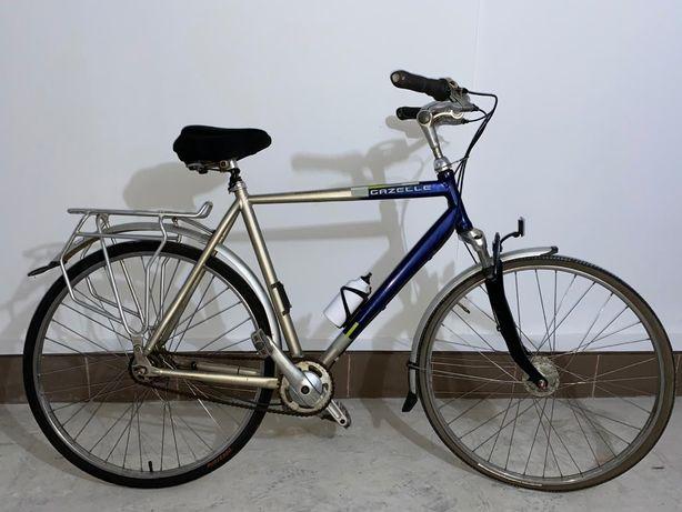 "Bicicleta GAZELLE 28"" aluminiu reconditionata"