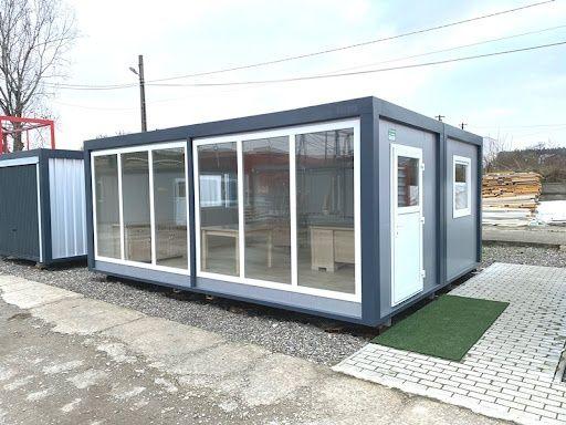 Containere modulare tip casă birou magazin fast food chioșc vulcanizar