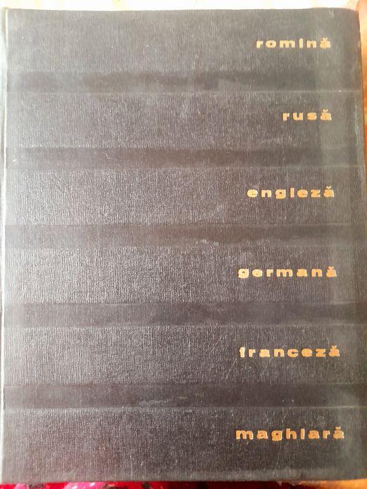 Dicționar Tehnic Poliglot Galati - imagine 1