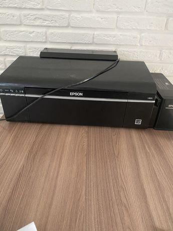 Цветной принтер L805