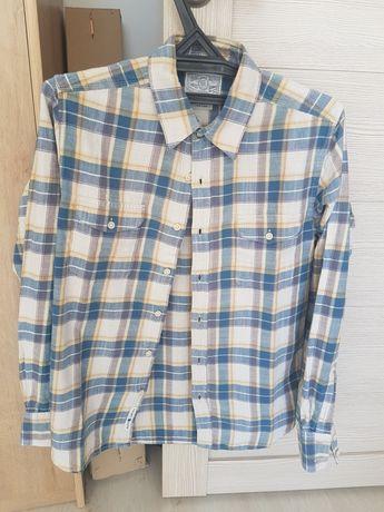 Мужская твидовая рубашка фирмы Lucky Brand
