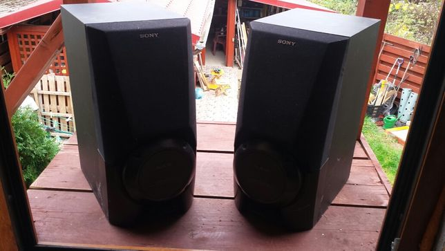Boxe SONY Super-Woofer Integrated Bass System Generating Speakers 100