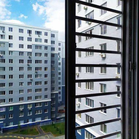 Решетки на окна для защиты детей от выпадения + сетки в ПОДАРОК