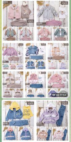 Продам контакты прямых поставщиков детской одежды из турции