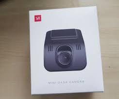 Camera bord Auto Yi Xiaomi Mini Dash Camera 1080p noua sigilata