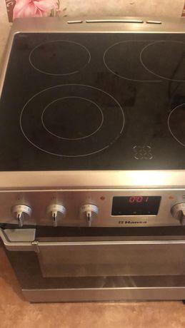 Плита электрическая с  керамическим покрытием