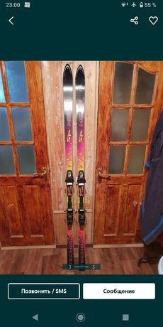 Горные лыжи Head длинна 190