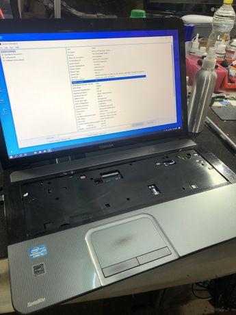 Dezmembrez laptop toshiba l870,placa testata