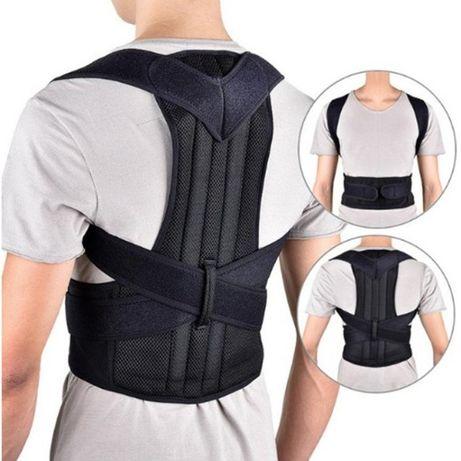 Пристягащ колан за упора в кръста и гърба - укрепващ колан