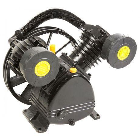 Глава за компресор 2 цилиндъра V-образен 600 л/мин