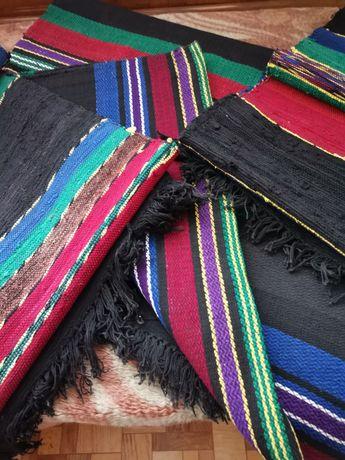 Памучни черги, Губери и Родопски одеяла