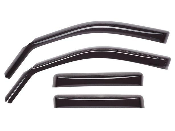 Paravanturi geamuri BMW E36 E46 E90 - E87 - E39 E60 E61 - X5 E53 negre