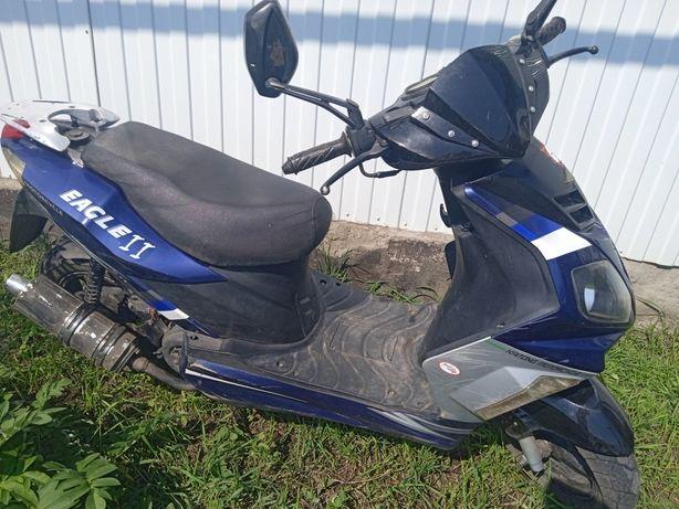 Продам скутер в хорошем состоянии