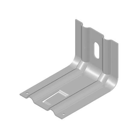 Крепежный кронштейн ККУ для вентилируемых фасадов 0,9мм/1,2мм/2мм