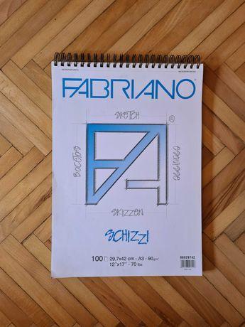 bloc de desen Fabriano