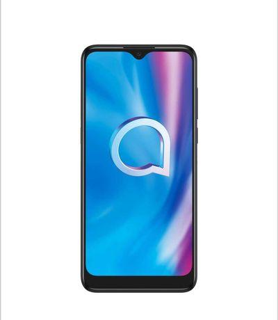 Telefon mobil Alcatel 1S (2021), Dual SIM, 32GB, 4G, Power Gray