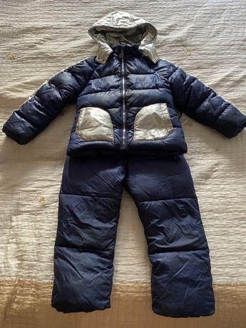 Продам зимние куртку для девочек