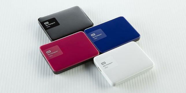 Диски жёсткие  HDD в упаковке, фирменные скорость USB 3.0 ультра