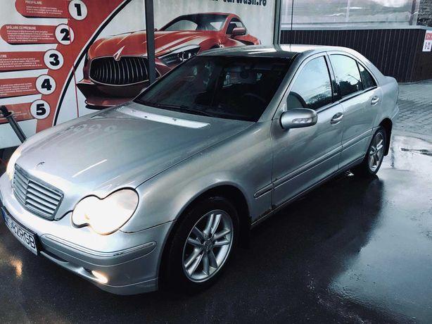 2002 Mercedes C200 2,2L Diesel