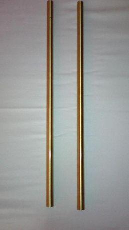 месингови тръби Ф28х1 мм.-4м. 2,5 кг.