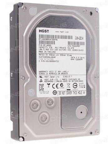 HDD PC 3TB Hard disk sata III Hitachi 7200rpm buffer 64MB