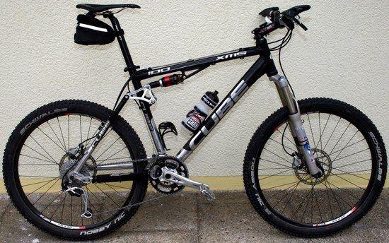 Bicicleta CUBE XMS 100