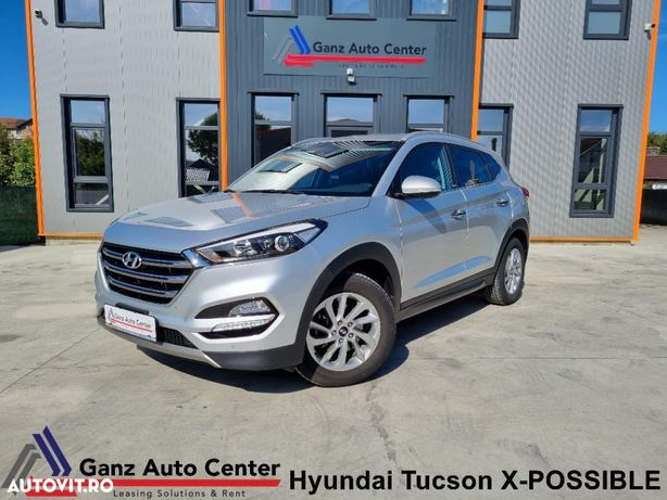 Hyundai Tucson Hyundai Tucson X POSSIBLE 1.6i AWD LED Camera Automat Navi