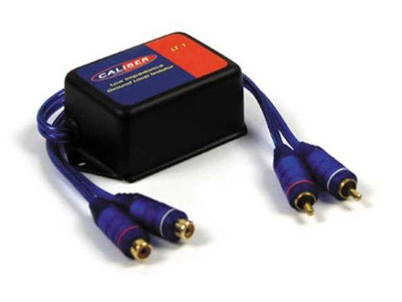 Филтър/обезшумител за сигнални кабели RCA (чинчове/камбанки) Caliber