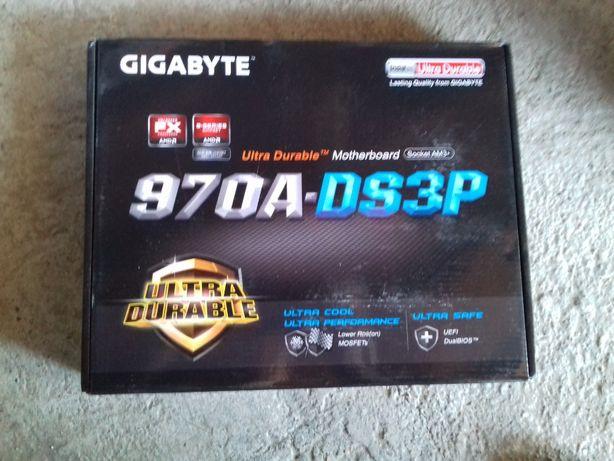 Placa baza SOKET AM3+ ,sigilata, Gigabyte 970A-DS3P pt fx 8350