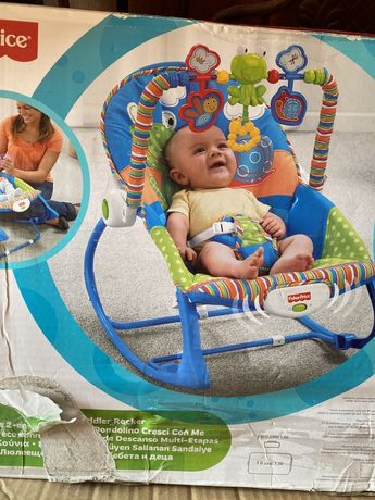 Balansoar bebe Fisher-Price
