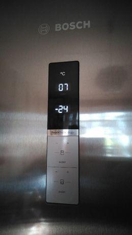Премиум-Холодильник БОШ (Германия) с нижней морозилкой, объёмом 500л
