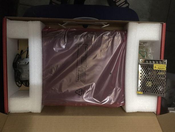 Sistem de supraveghere DVR Hikvision + 4 camere + hard disk 1 T