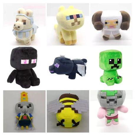 Новые плюшевые игрушки Майнкрафт MINECRAFT