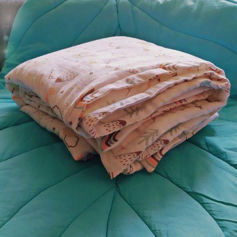 Одеяло ручной работы, размер и цвет на заказ