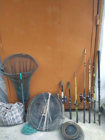 Удочки для рыбалки в Жаркенте
