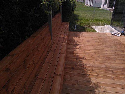 Deck pentru terase