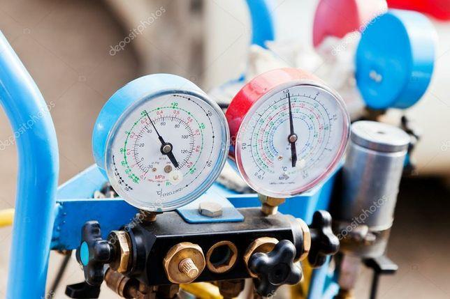 Заправка ремонт кондиционеров автомобиля