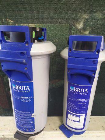 Професионални филтри за вода Brita и омекотител Kinetico .