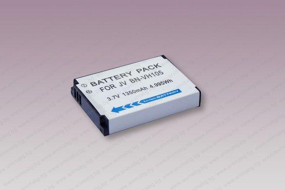 ANIMABG Батерия модел BN-VH105 за цифрови фотоапарати Samsung и JVC