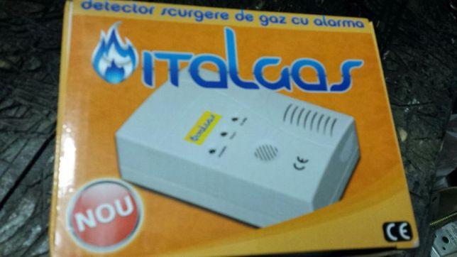 Alarma gaz