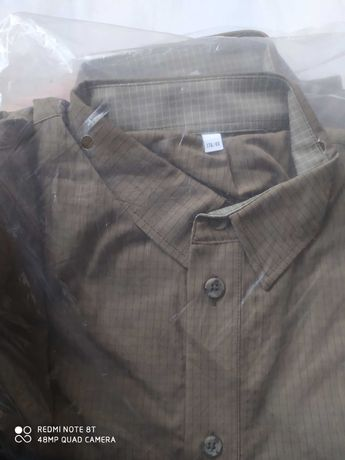 Ризи с дълъг -ръкав лятна теренна мъжка и  зимна теренна мъжка АПОЛО