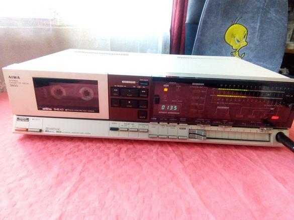 AIWA AD-3800 Cassette Deck