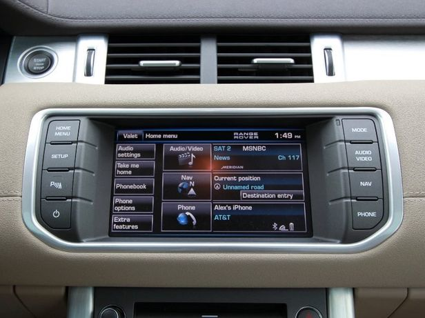 Harta navigatie 2020 Landrover Gen2.1 Discovery Evoque Range Rover