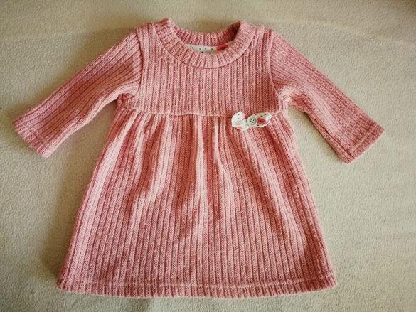 Зимна рокличка на Angel baby 62-68 номер