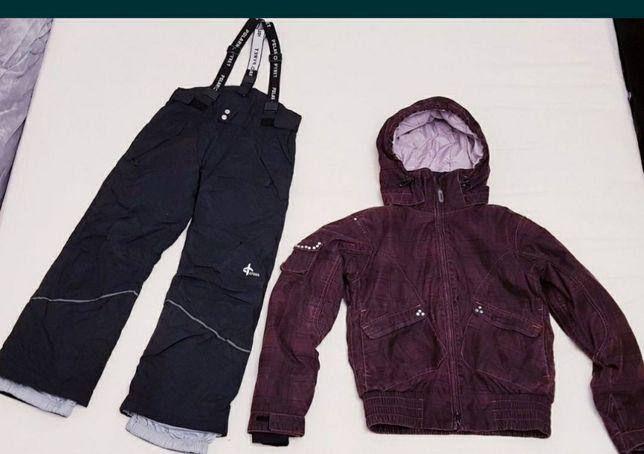 Costum ski, snowboarding geaca și pantaloni  Brunotti & Cross, nr. S