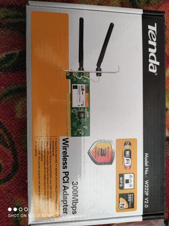 Беспроводной WiFi адаптер