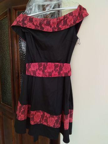 Дамска рокличка.