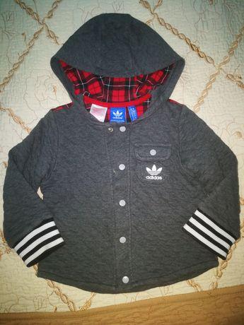 Hanorac original Adidas 2/3ani