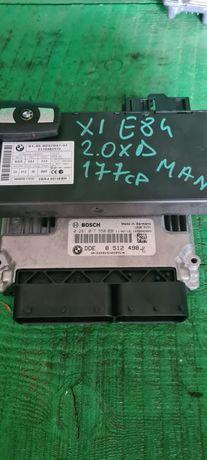 Kit pornire bmw x1 e84 2.0d manual 177 cp 8512498