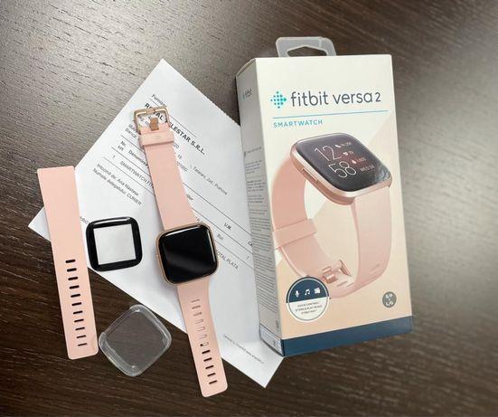 Fitbit Versa 2 NOU!